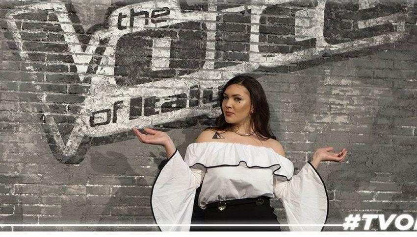 Chi è Sabrina Rocco, concorrente di The Voice 2018