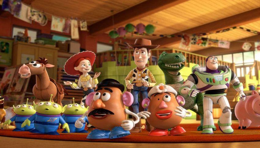 """Annunciata la data di uscita del nuovo """"Toy Story 4"""""""