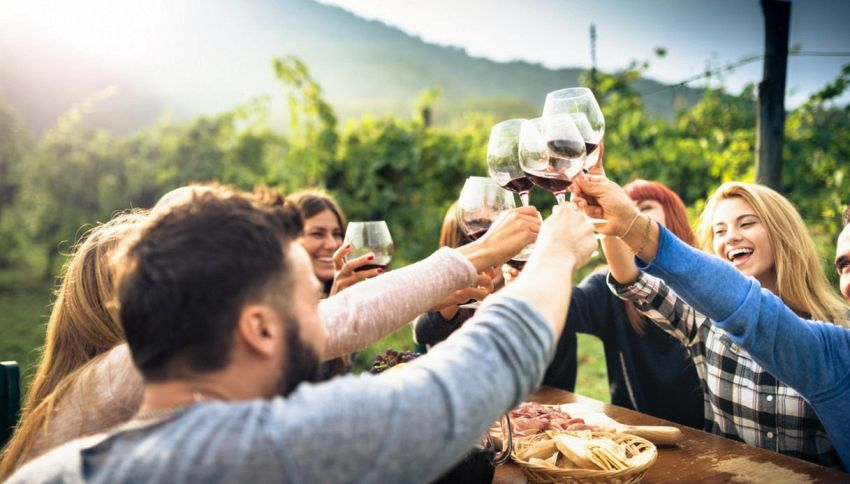 15 frizzanti curiosità sul vino