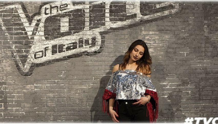 Chi è Virginia Mellino, concorrente di The Voice 2018