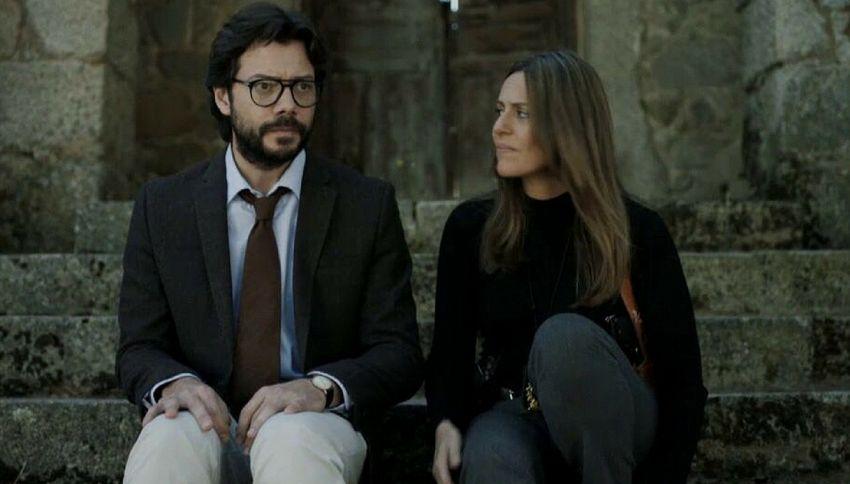 """Chi è Alvaro Morte, il Professore in """"La casa di carta"""""""