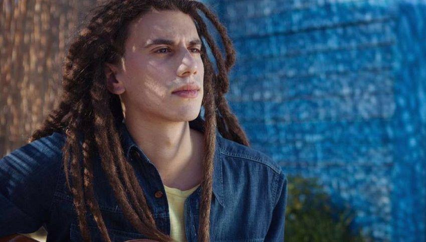 Chi è Junior V, giovane cantante reggae pugliese