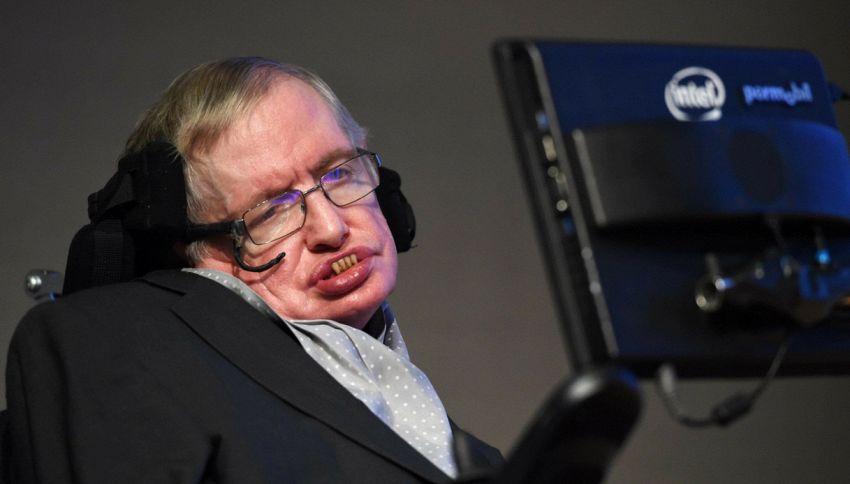 L'universo semplice, ecco l'ultima teoria di Stephen Hawking