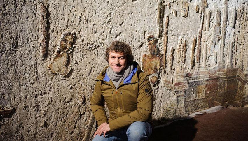 """Alberto Angela, il messaggio sui social: """"Ulisse è cool-tura"""""""