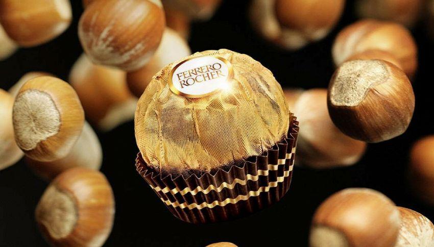 I Ferrero Rocher sono ispirati alla Vergine Maria, a quanto pare