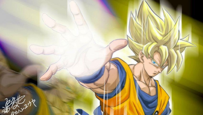 Il disegno di Goku svela i segreti del nuovo film su Dragon Ball