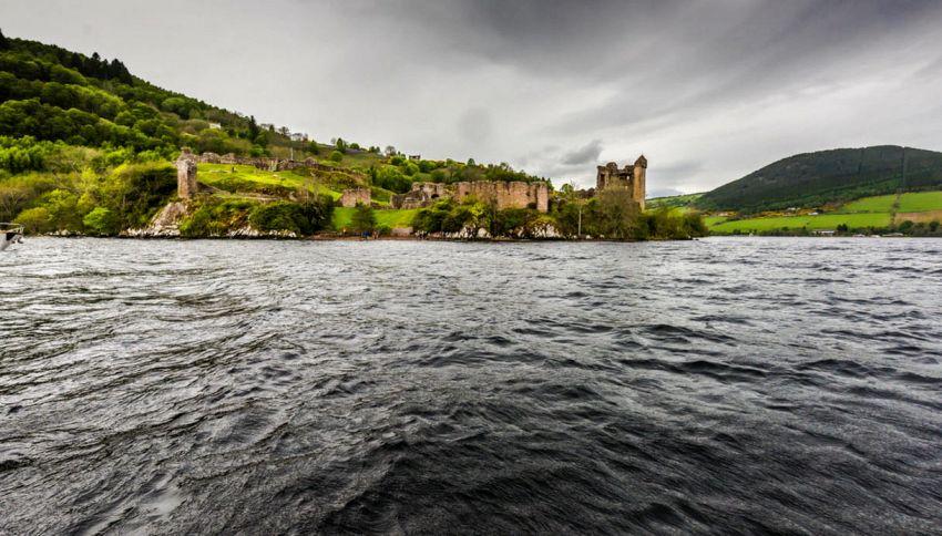 Il DNA del mostro di Loch Ness potrebbe risolvere il mistero?