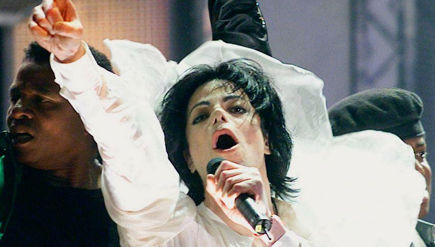 Così Michael Jackson ha sconfitto la forza di gravità
