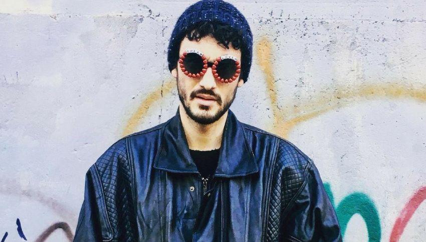 Carl Brave: il rapper romano da Youtube a Rai Uno