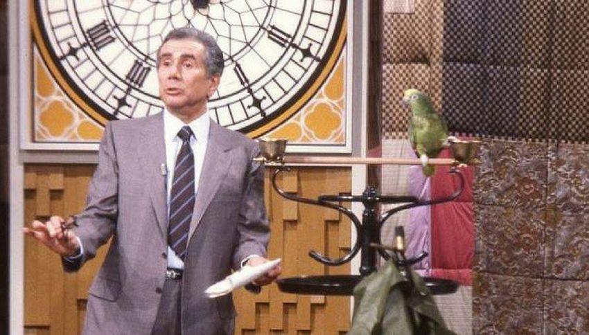 Al via il casting per il pappagallo di Portobello della Clerici