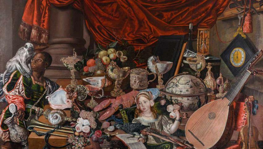 Svelato il mistero della donna celata in un quadro inglese