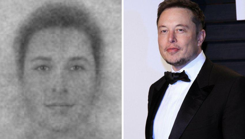 C'è un nuovo studio sul volto di Dio e somiglia molto a Elon Musk
