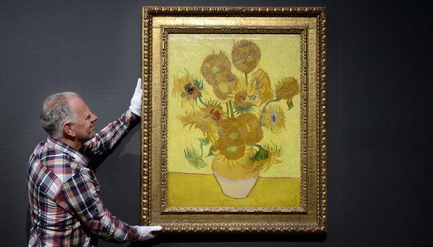 I girasoli di Van Gogh stanno scolorendo: un mistero (o quasi)