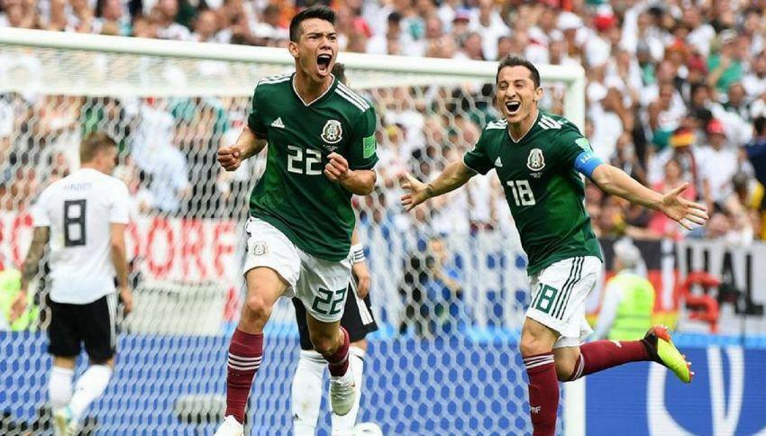 Il goal di Lozano ai Mondiali ha provocato un sisma in Messico