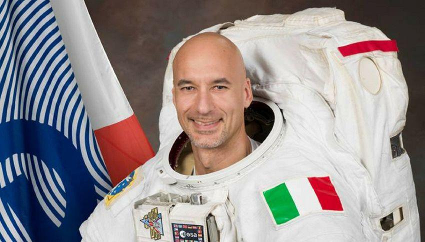 L'astronauta Parmitano sarà il primo comandate italiano della ISS