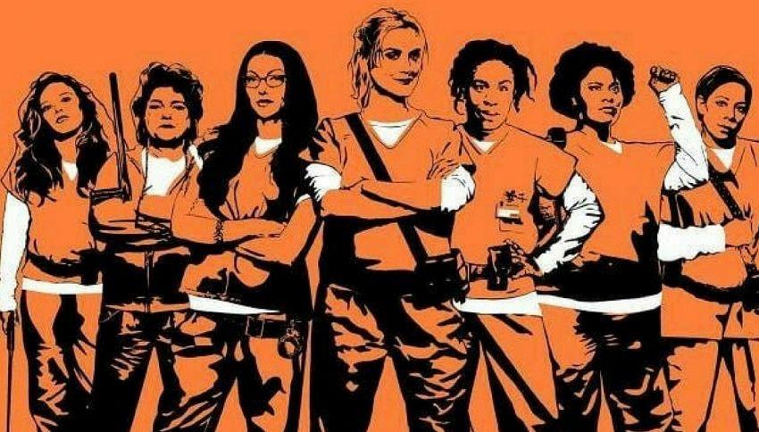 """Orange Is The New Black"", la serie Netflix con Taylor Schilling"