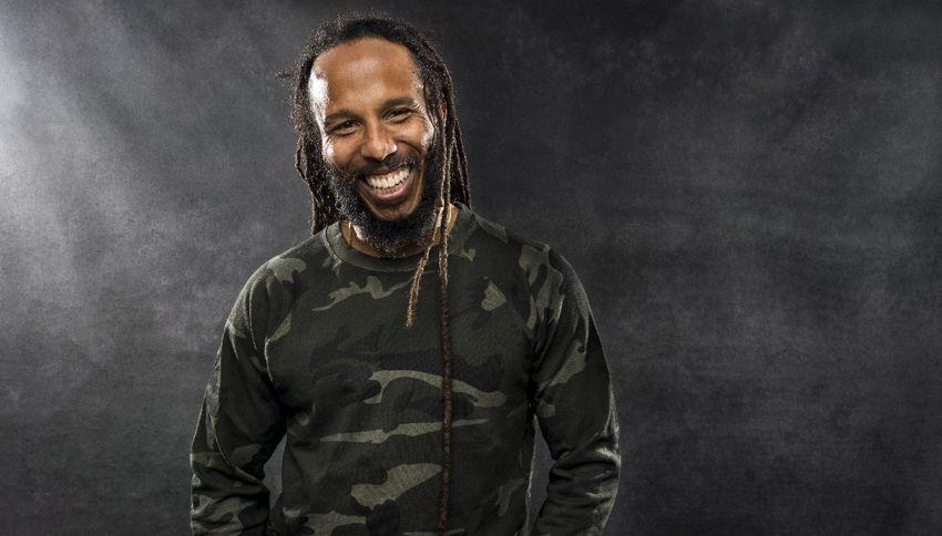 """Intervista esclusiva a Ziggy Marley: """"Vi racconto mio padre Bob"""""""