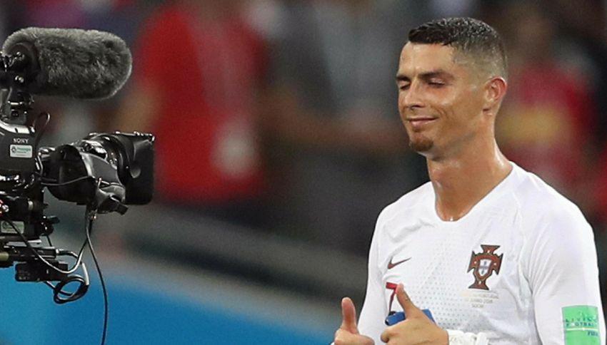 Arriva su Facebook il reality show di Cristiano Ronaldo