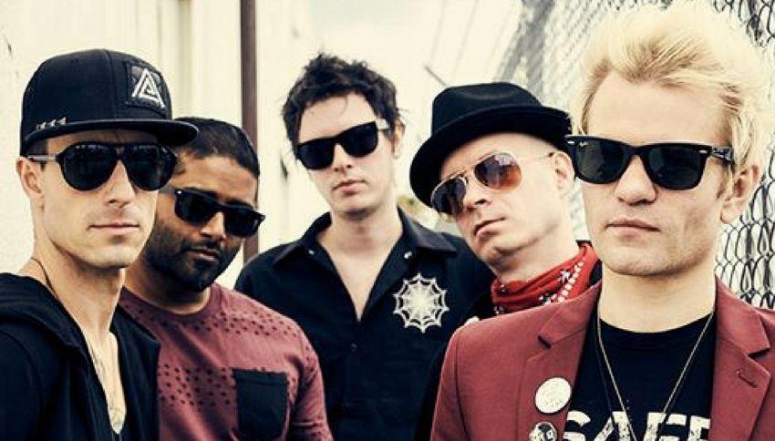 I migliori riff underground di chitarra: la playlist dei Sum 41