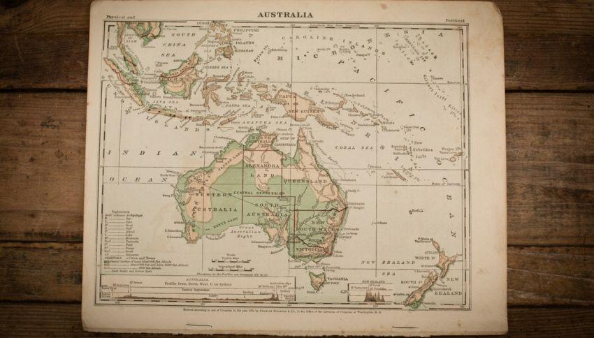Federico II riceveva doni dall'Australia prima della sua scoperta
