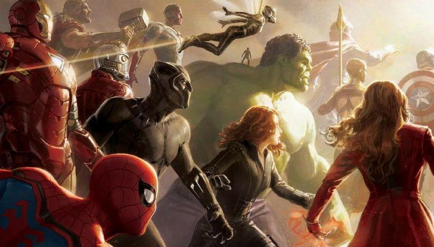 Ecco chi è l'uomo che porta in vita i supereroi della Marvel