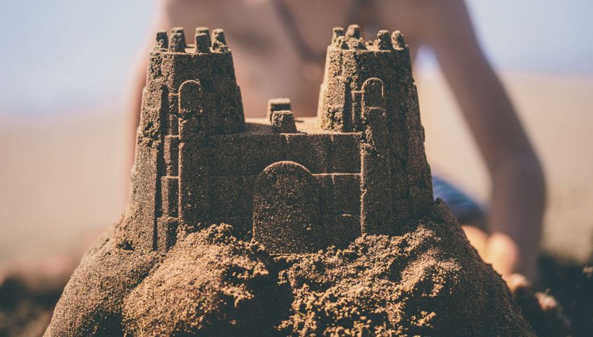Renzo Piano spiega come costruire il castello di sabbia perfetto