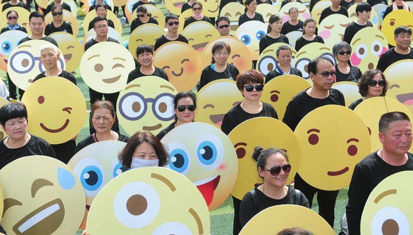 La classifica delle emoji più utilizzate e di quelle più positive