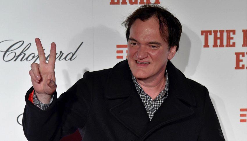 """Cosa sappiamo finora su """"Star Trek"""" by Quentin Tarantino"""
