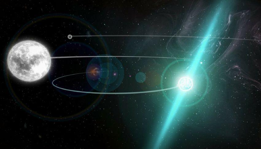 La teoria della relatività di Einstein vale anche nello spazio?