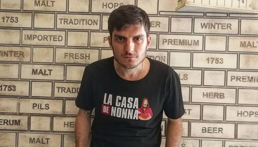 Chi è Claudio Colica, concorrente di Pechino Express 2018