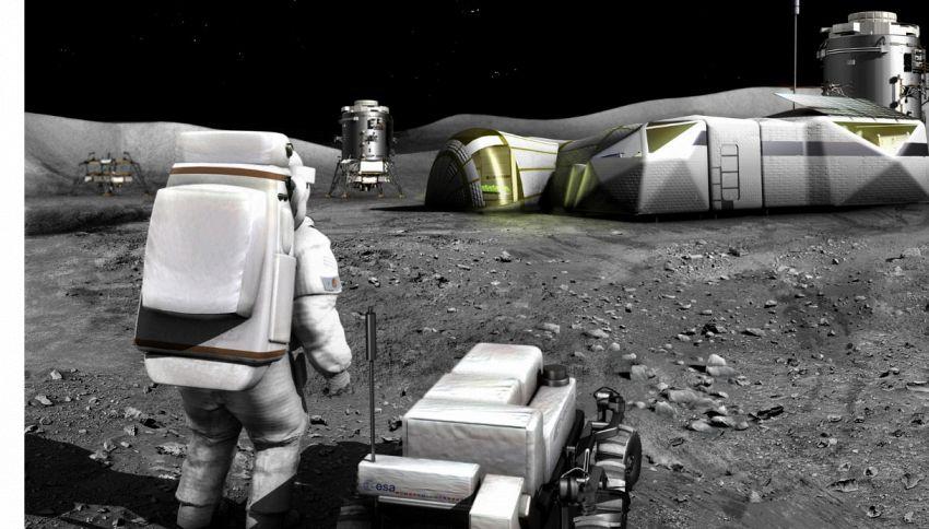 Cosa portare sulla Luna? Il concorso che non ti aspetti