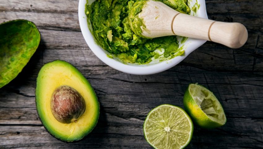 C'è un'università che ti paga per mangiare avocado