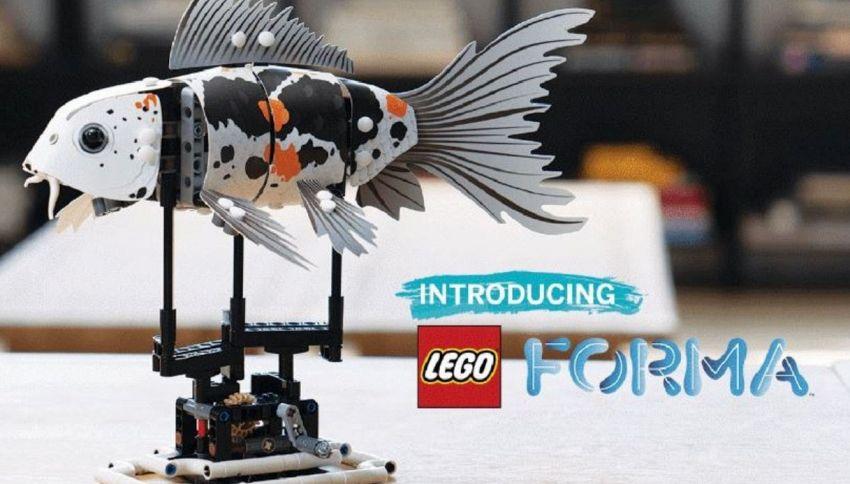 La versione LEGO che fa tornare bambini gli adulti