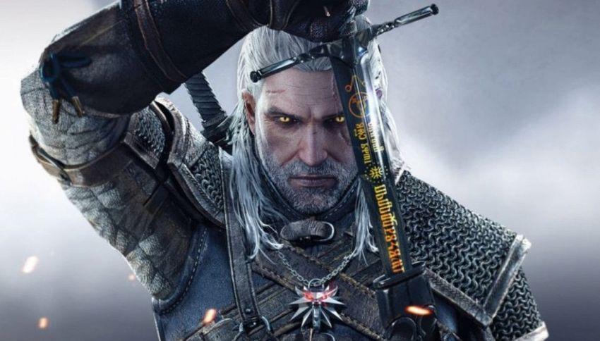 """L'affascinante storia di Geralt di Rivia, Strigo di """"The Witcher"""""""