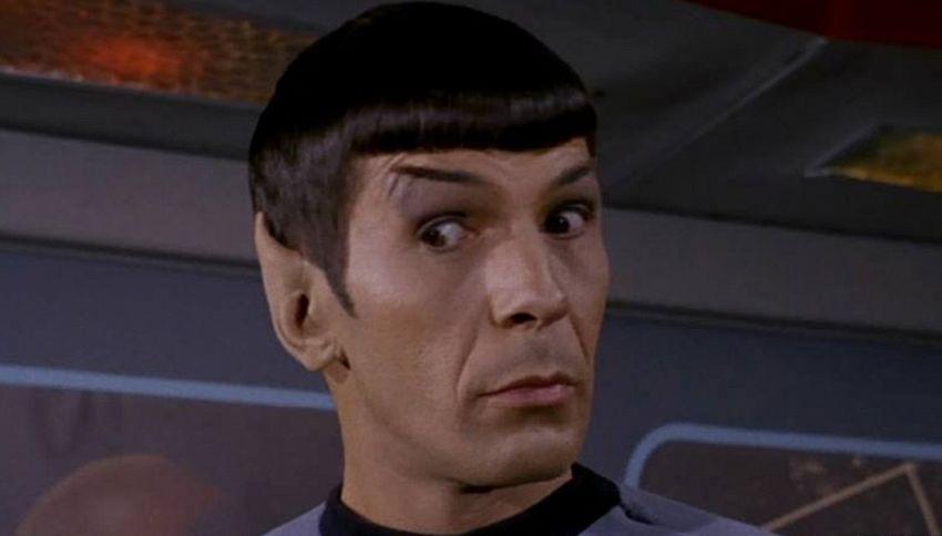 Il pianeta del signor Spock esiste veramente