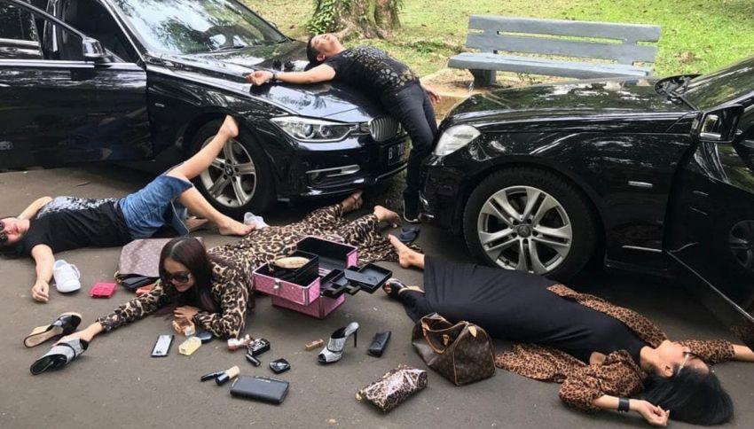 Instagram, Falling Stars Challenge: come cadere con stile