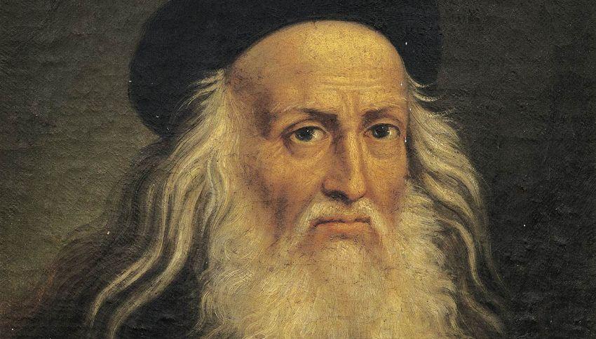 Leonardo da Vinci era strabico e così scoprì la profondità