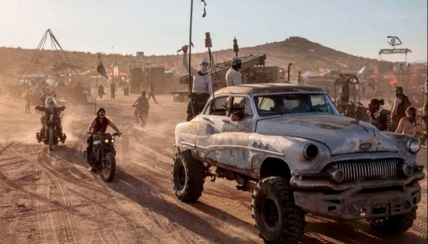 E se Mad Max fosse reale? Cosa è successo nel deserto del Mojave