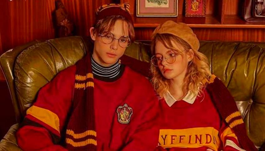 Hanno creato una linea di Harry Potter e la gente sta impazzendo