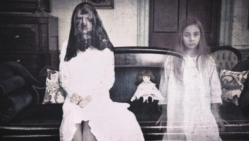 Esiste un algoritmo che ti mette i fantasmi nelle foto