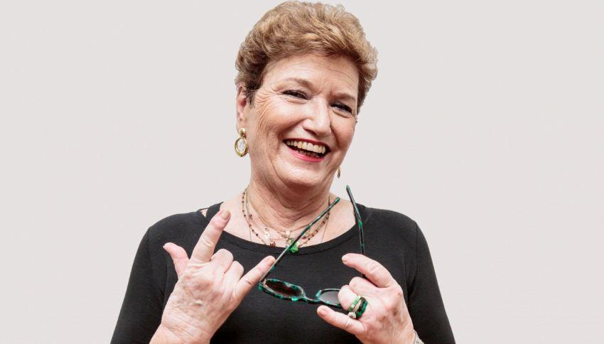 Mara Maionchi è la donna più rock della musica italiana