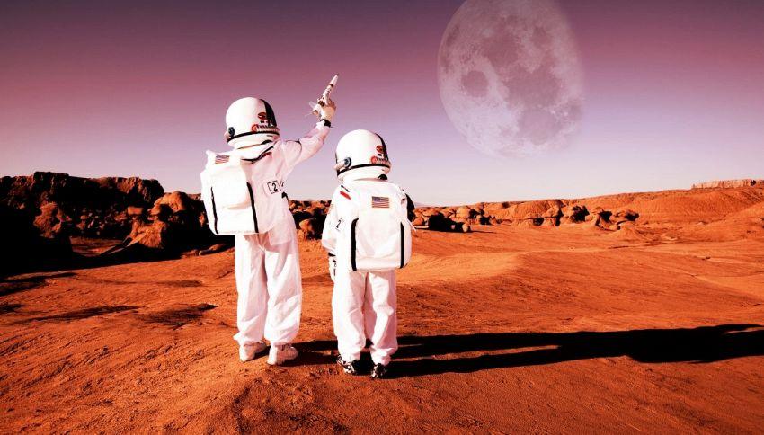 Che suono fa un'alba su Marte