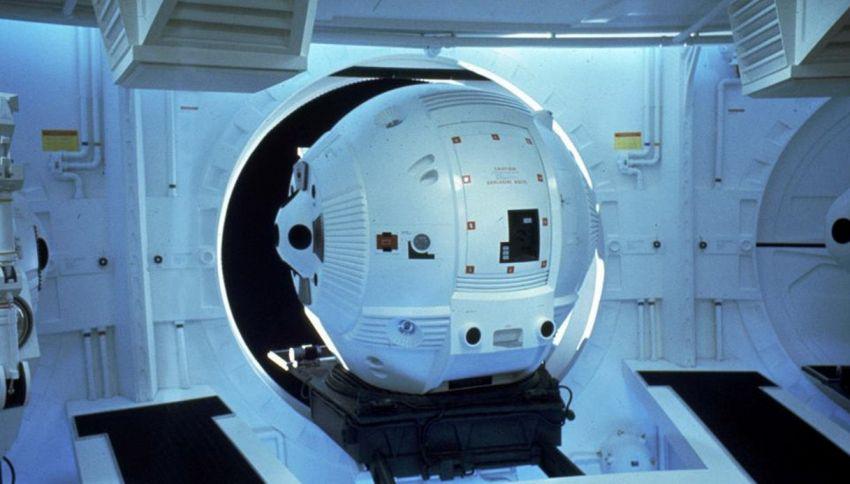 """""""2001 Odissea nello spazio"""", 50 anni di terrapiattismo"""