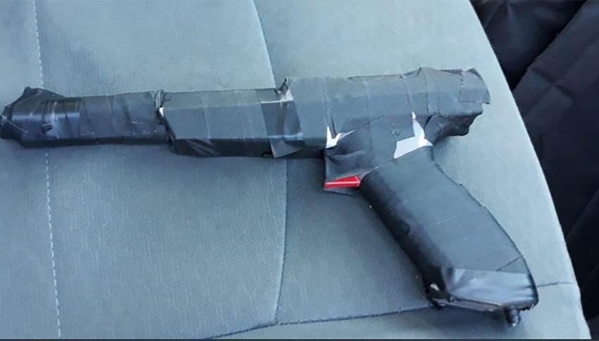 Un uomo ha tentato una rapina con la pistola del Nintendo