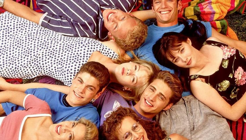 """Siete pronti al ritorno di """"Beverly Hills 90210""""?"""