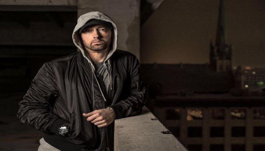 """Il significato di""""Kick Off"""", il nuovo freestyle di Eminem"""