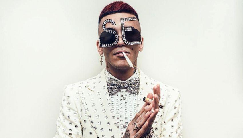 X Factor 13: gaffe di Sfera Ebbasta e la risposta di Radio Zeta