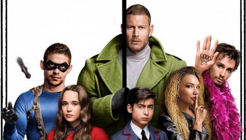 """Chi sono i supereroi di """"The Umbrella Academy""""?"""