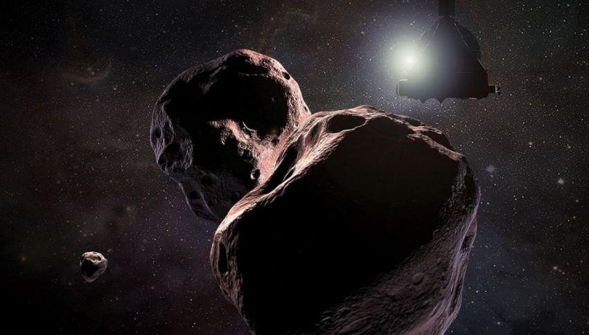 New Horizons è la prima sonda ad arrivare al pianeta di ghiaccio
