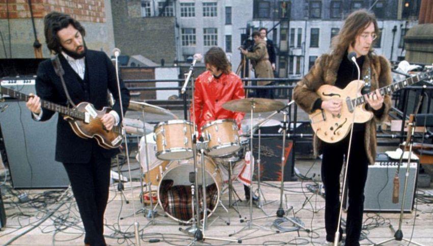 Dai Beatles a oggi, ecco i più famosi concerti sui tetti